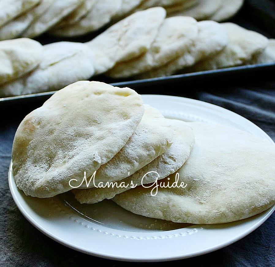 Oven Fresh Pita Bread