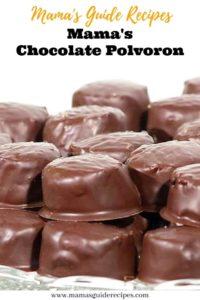 Mama's Chocolate Polvoron