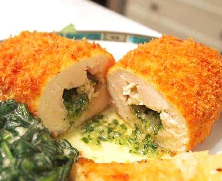 chicken kiev cooking instructions