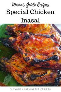 Special Chicken Inasal