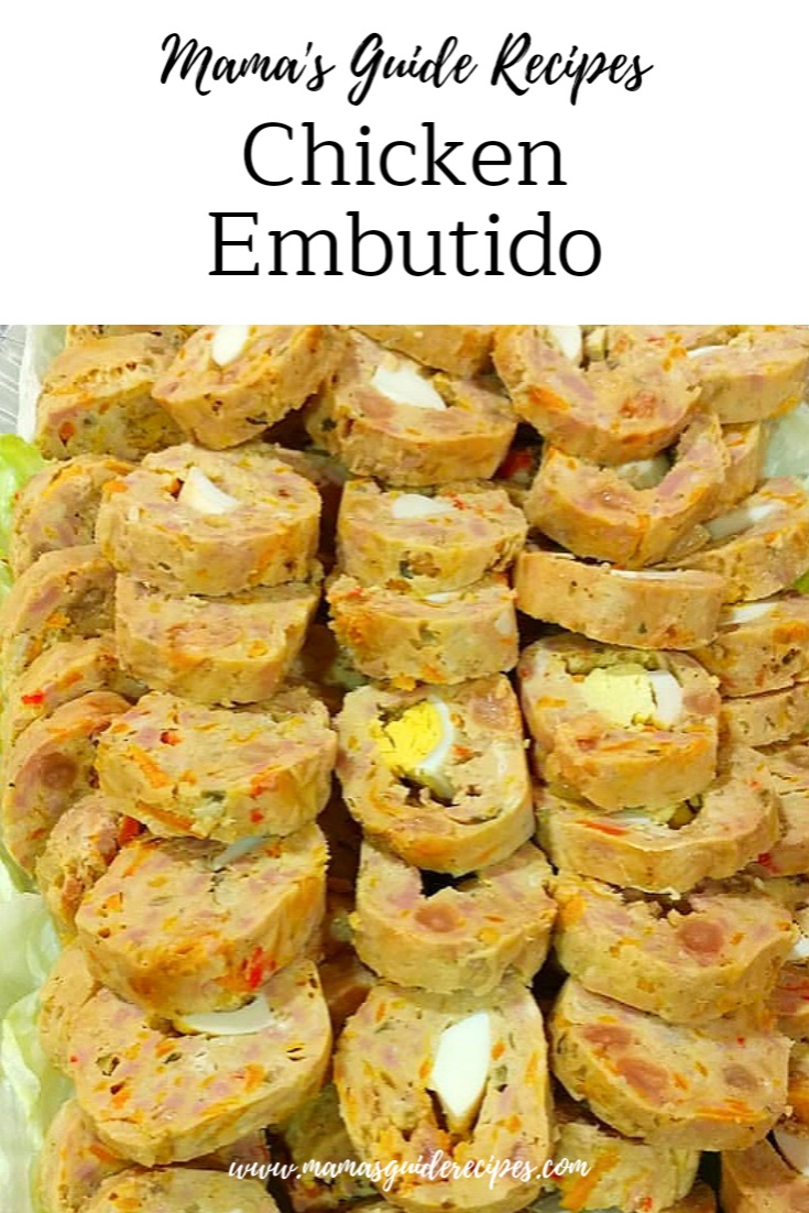 Chicken Embutido Recipe