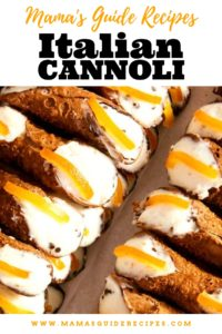 Italian Cannoli