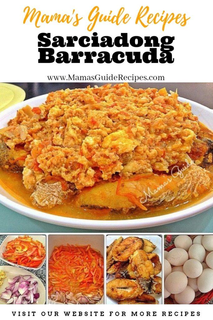 Sarciadong Barracuda