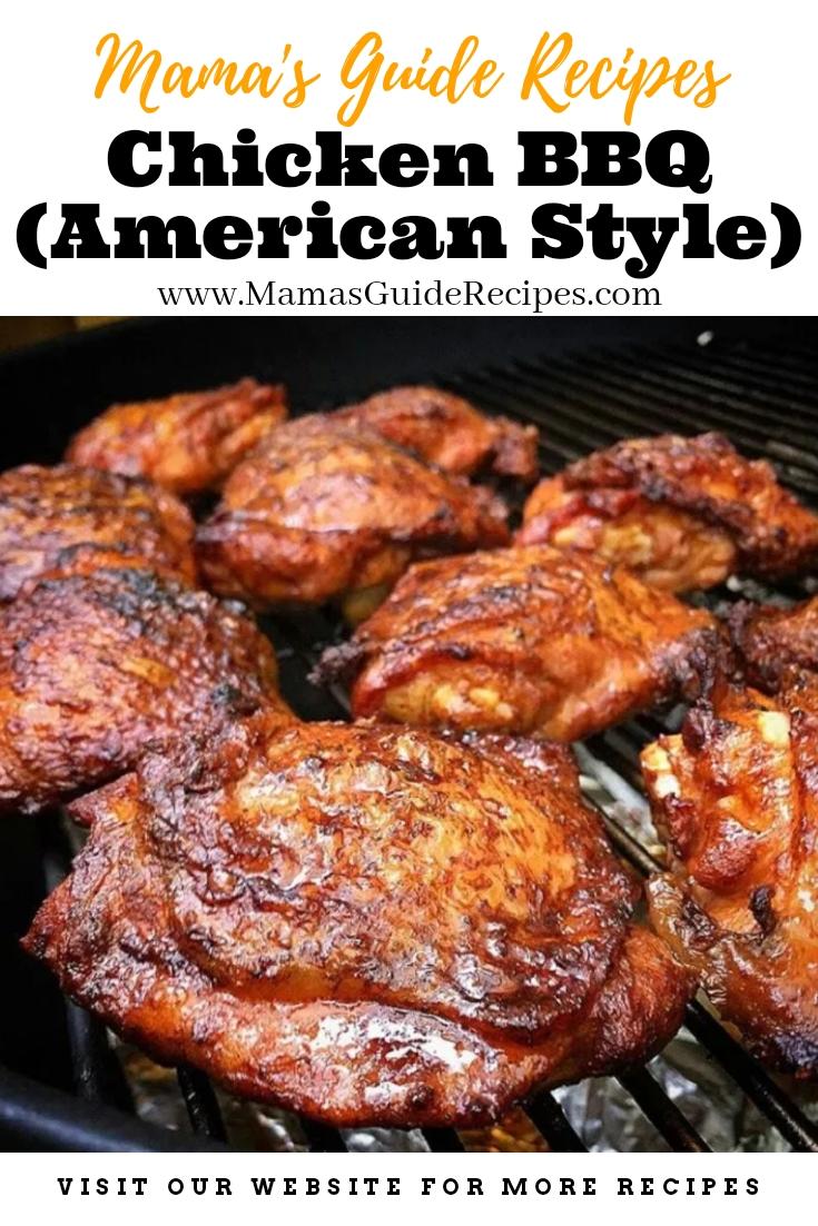 Chicken BBQ (American Style)