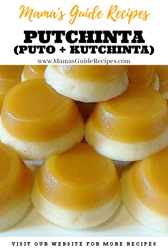 PUTCHINTA (PUTO + KUTCHINTA)