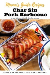 Char Siu PorkBarbecue