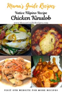 Chicken Kinulob Recipe