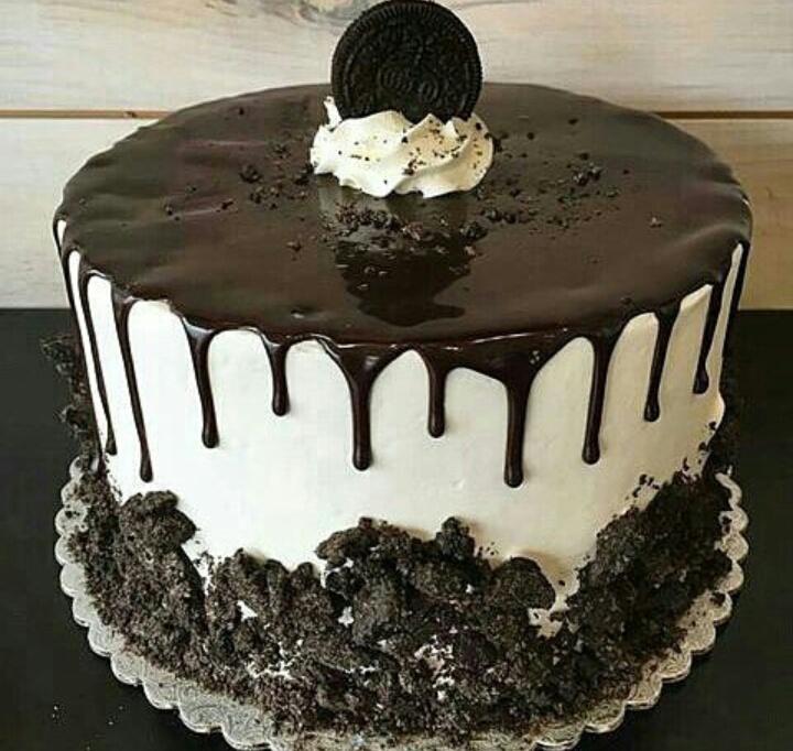 Oreo Cake (No-Baked)