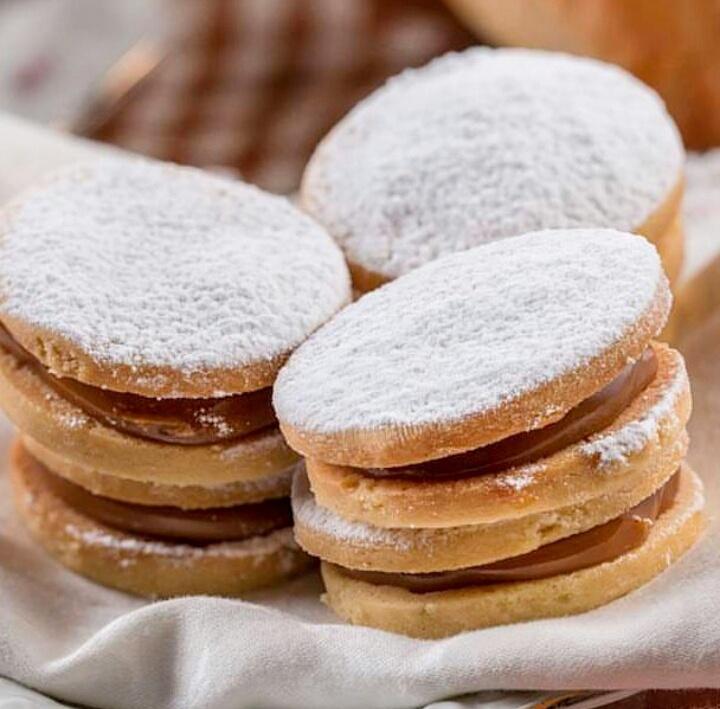 Alfajores Cookies (Baguio CityDelicacy)