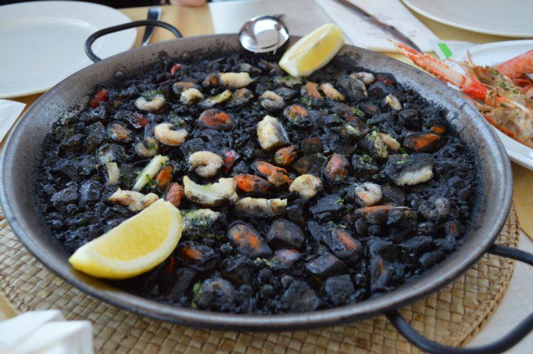 Arroz Negra, Mallorca