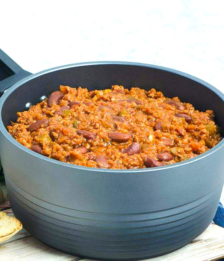 Chef's Chili Con Carne