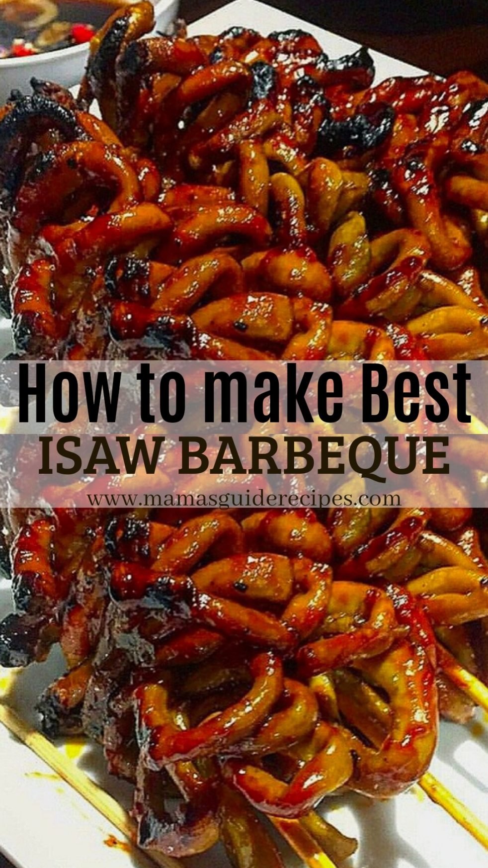HOW TO MAKE BEST ISAW BBQ