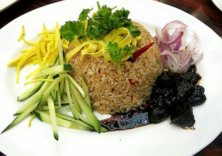 Bagoong Fried Rice