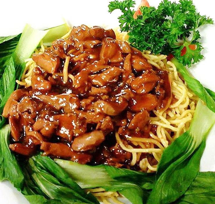SIZZLING HOT PLATENOODLES