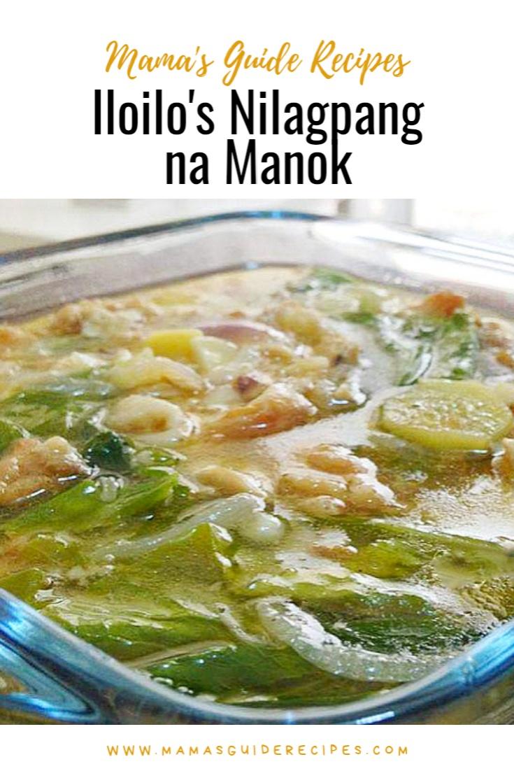 Iloilo's Nilagpang na Manok