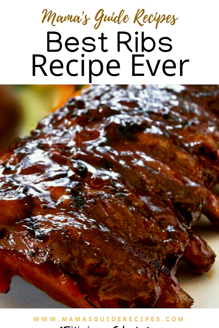 Best Ribs Recipe Ever