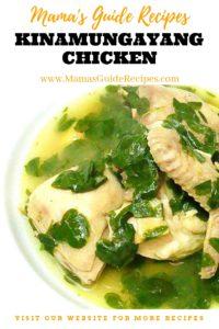 Kinamungayang Chicken