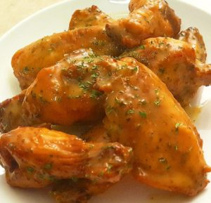 Chipotle Mango Chicken Wings