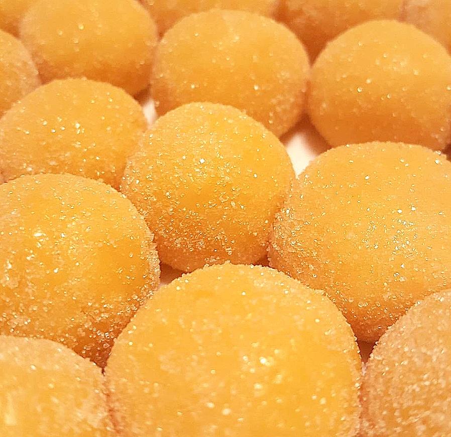 Carrots Yema Balls Recipe