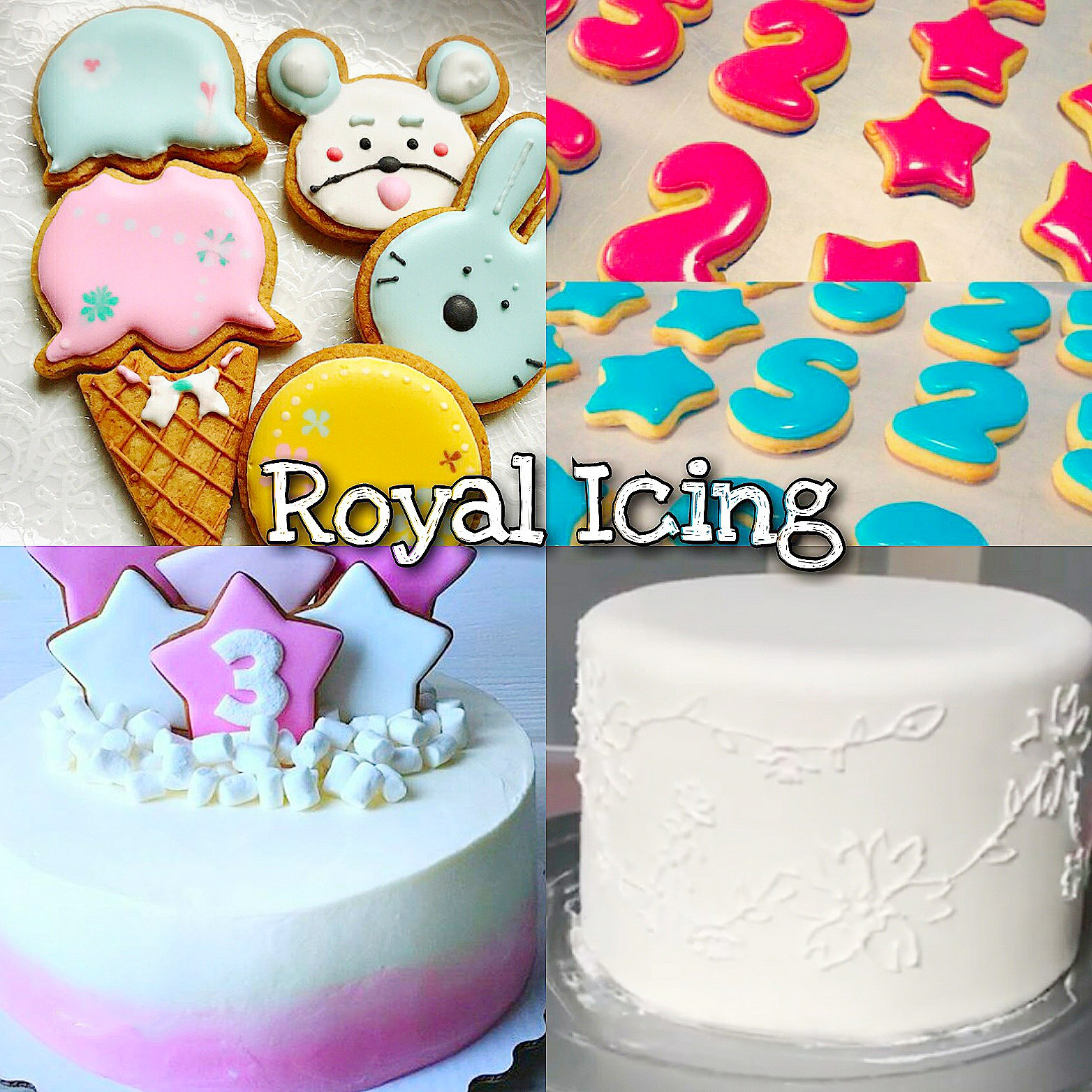 8 Basic Icing Recipes (Beginners Guide)