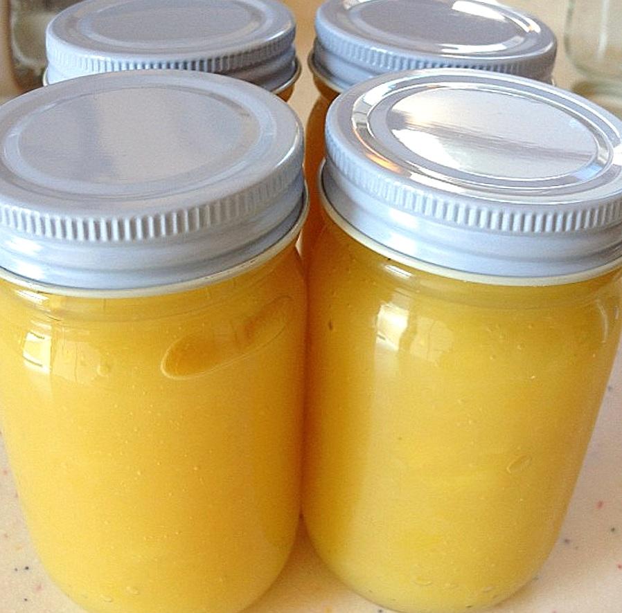 Sweet Potato Jam (Kamote Halaya)