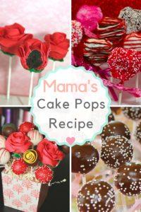 Cake Pops, How to make cake pops, paano gumawa mg cake pops