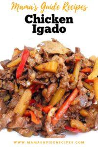 Chicken Igado