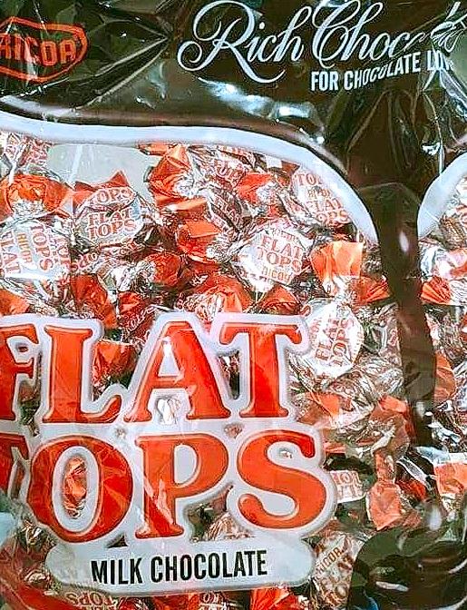 Flat Tops Brownies