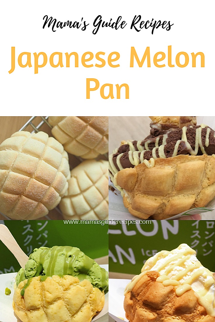 Japanese Melon Pan