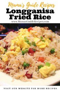 Longganisa Fried Rice
