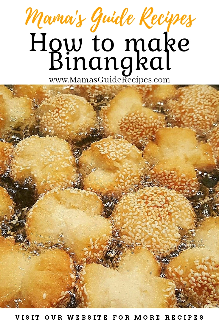 How to make Binangkal