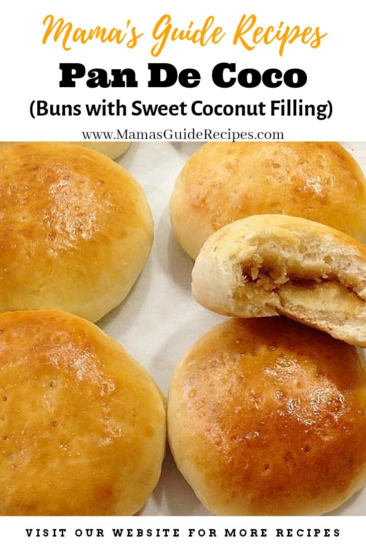 Pan de Coco Buns