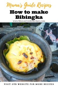How to make Bibingka