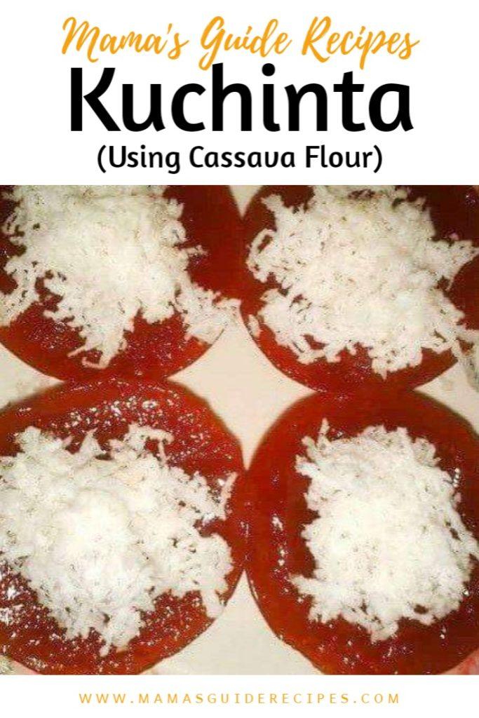 Kuchinta (Cassava Flour)