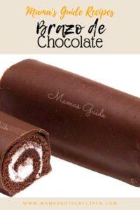 brazo de mercedes chocolate