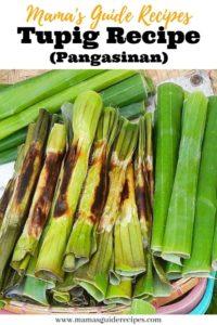 Tupig Recipe (Pangasinan)