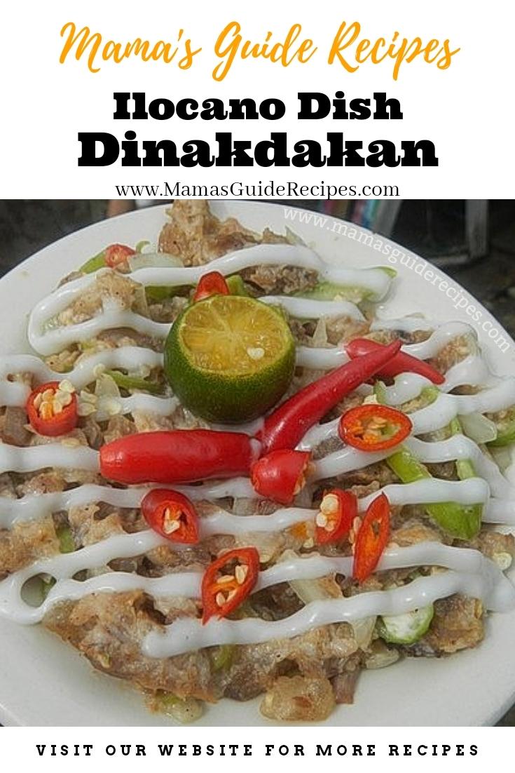 DINAKDAKAN (Ilocano Dish)