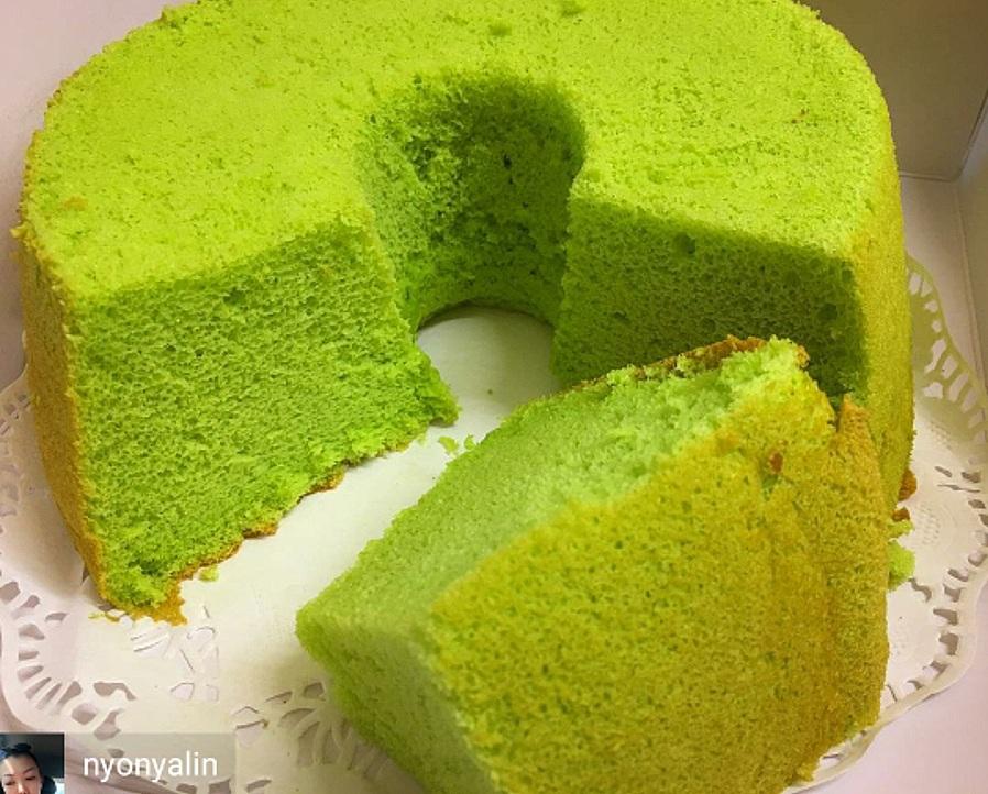 Ice Cream Cake Pandan
