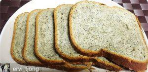 Black Sesame Bread Recipe
