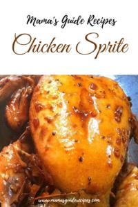 Chicken Sprite