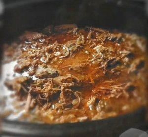 Mexican Beef Machaca