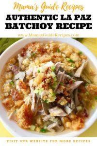 Authentic La Paz Batchoy Recipe