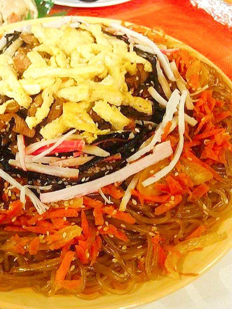 Korean Chapchae (Tagalog Version)