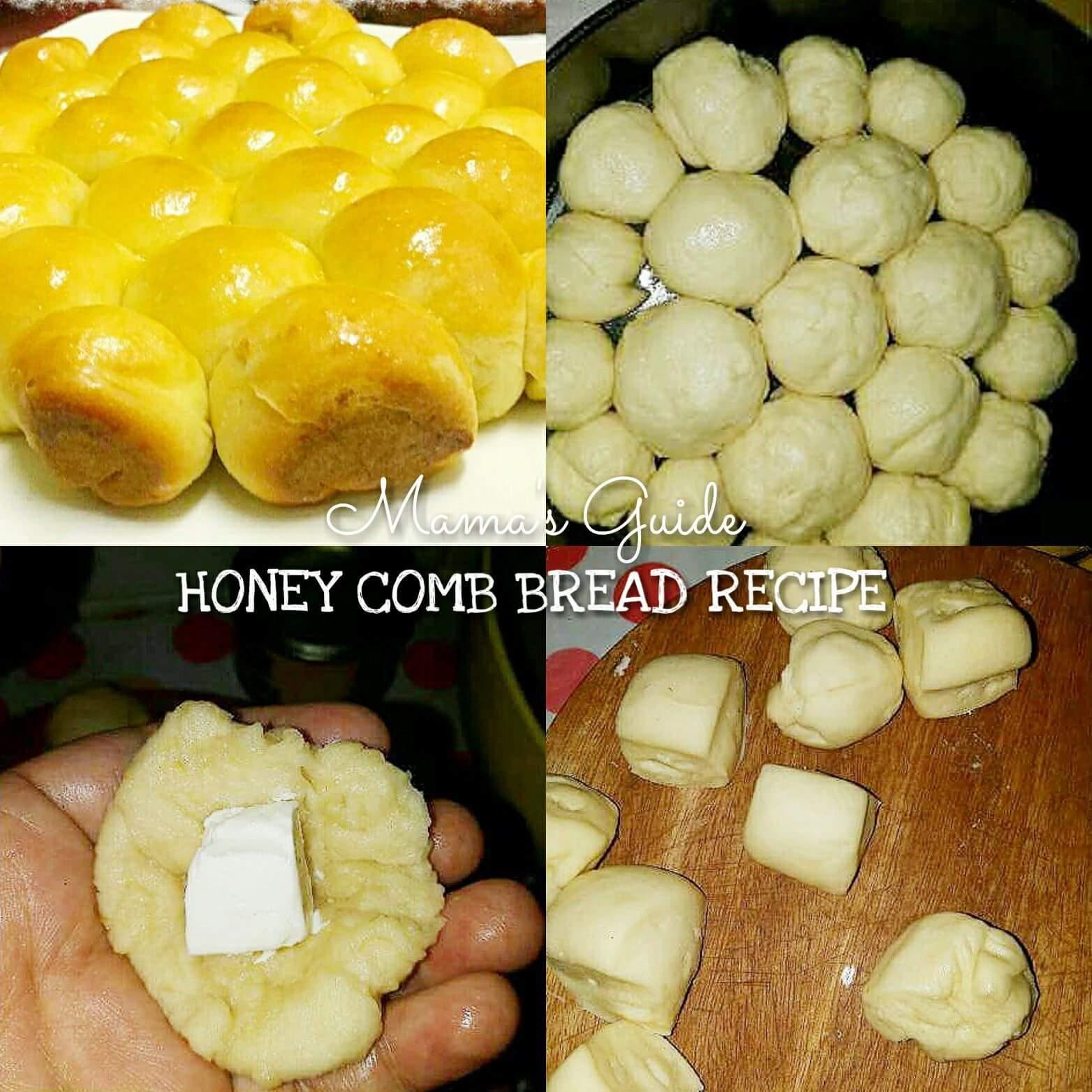 Honeycomb Bread Recipe