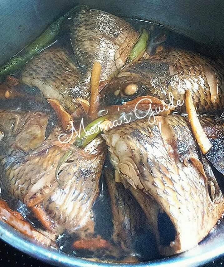 Adobong Tilapia Recipe