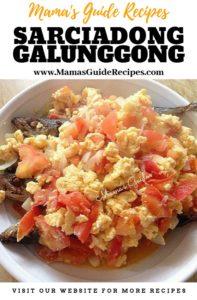 Sarciadong Galunggong