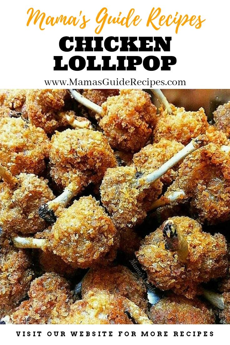 Chicken Lollipop