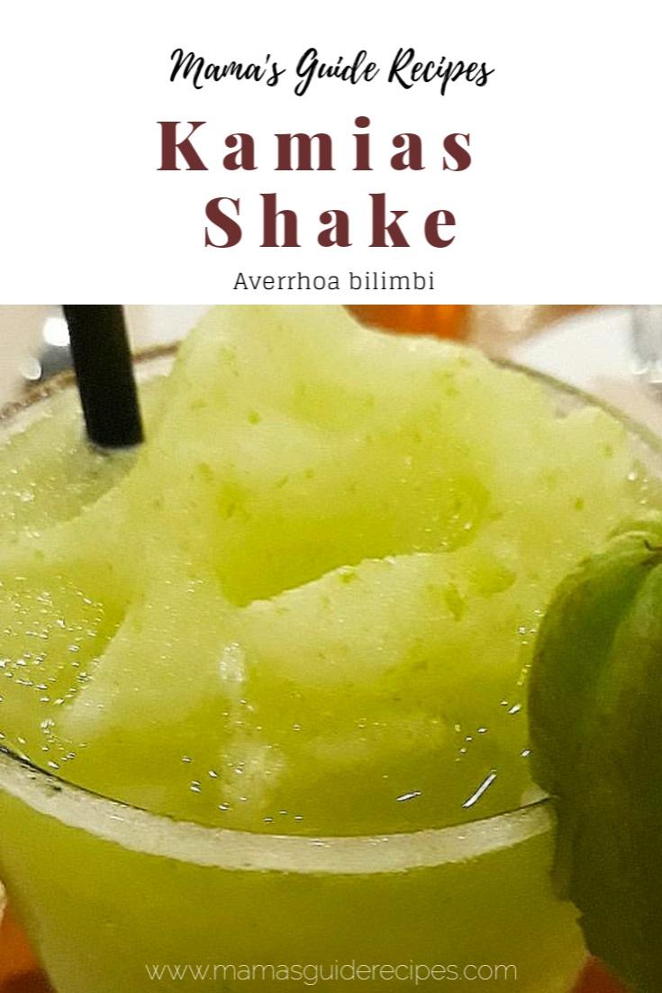 Kamias Shake, kamias recipe, bilimbi fruit recipe, fruit shake, sour fruit shake, health drink, healthy shake, smoothie, fruit smoothie,