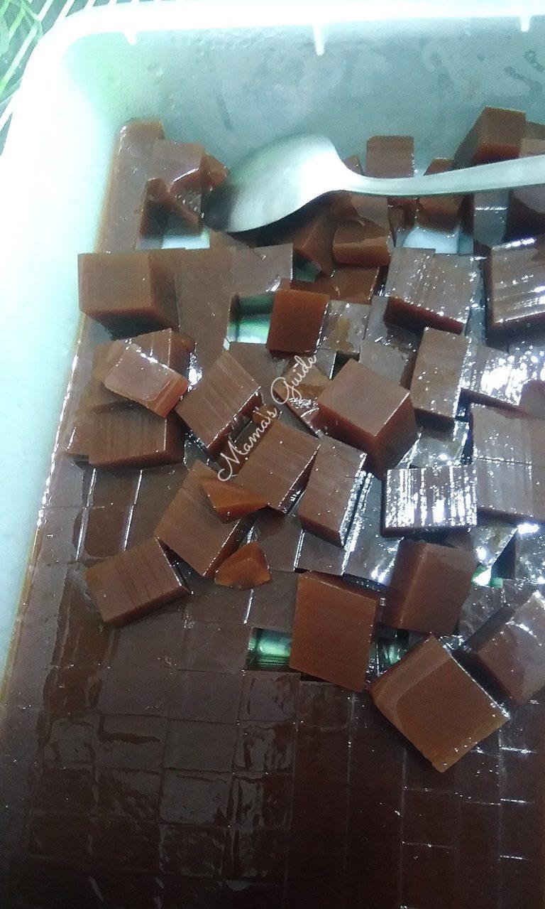 Choco Jelly, Jelly Cubes