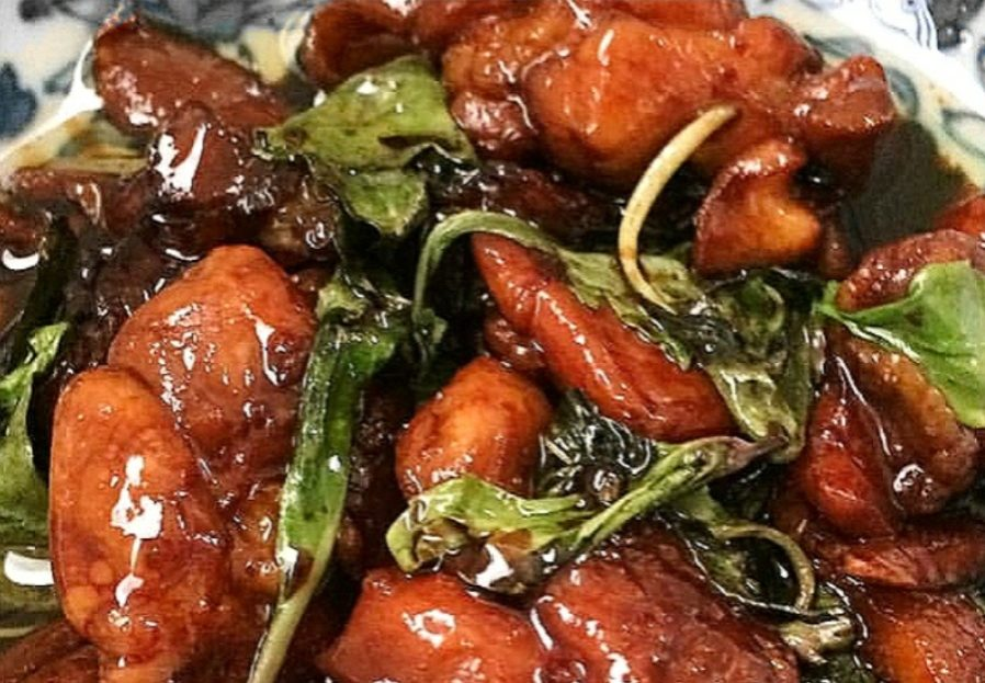 TAIWANESE ADOBO (3 Cup Chicken)